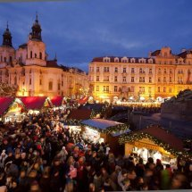 Christmas Market Prague by S.O.S. - DEKORACE