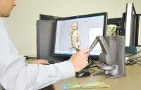 Desktop arm